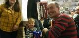 2. ročník slivkoštu v Kovářové - malý harmonikář
