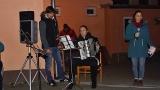 Hudební doprovod v Dolním Čepí
