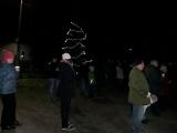 Vánoční strom v Kovářové