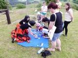 Dětský den v Lískovci - Španělsko