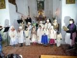 Folklórní soubor Borověnka v Dolním Čepí