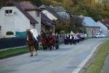 Průvod obcí Ujčov