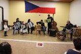 Rodinné hudební vystoupení