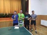 Společná fotografie vítězů