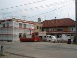 Probíhající rekonstrukce objektu 25.4.2014