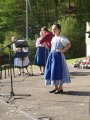 Vystoupení souboru Borověnka