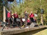 Vystoupení Bystřické kapely