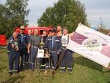 SDH Čtyři Dvory - vítěz poháru starosty obce Ujčov