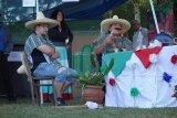 Divadelní představení - hospoda v Mexiku