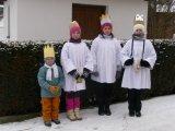 Lískovec-Pavel Sedlář, Tereza Praislerová, Veronika Ostrá, Michaela Sedlářová